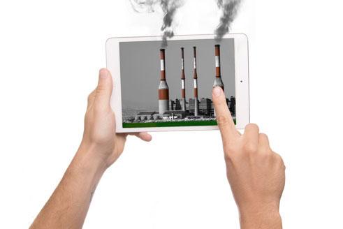 contaminacion digital